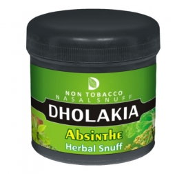 Dholakia Absinthe Original Herbal Snuff