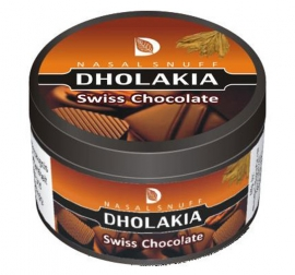 Swiss Chocolate Snuff 25gm.