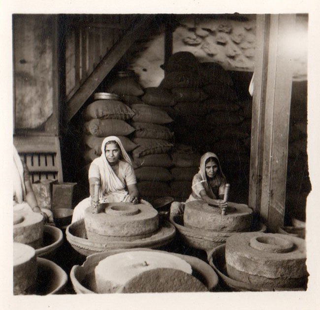Snuff Processing in Old India